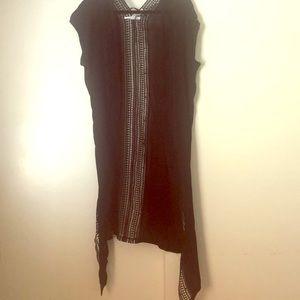 BCBG shawl/duster